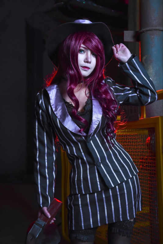 fortune cosplay miss Mafia