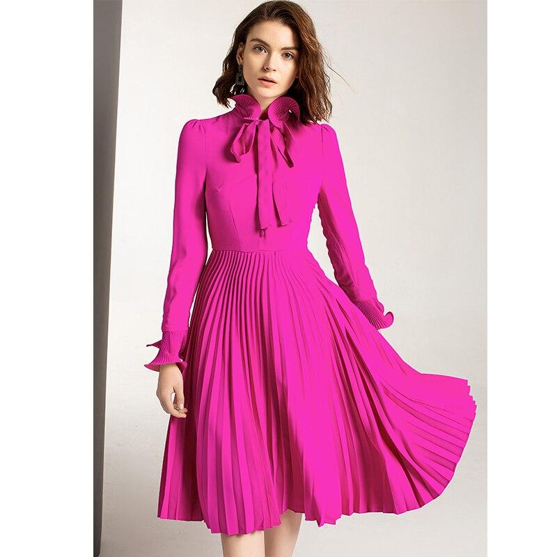 728a82df 2019-Europeo-Americano-dama-elegante-verano-s-lido-Color-Collar-Slim-p-rpura-plisado- mujeres-vestido.jpg