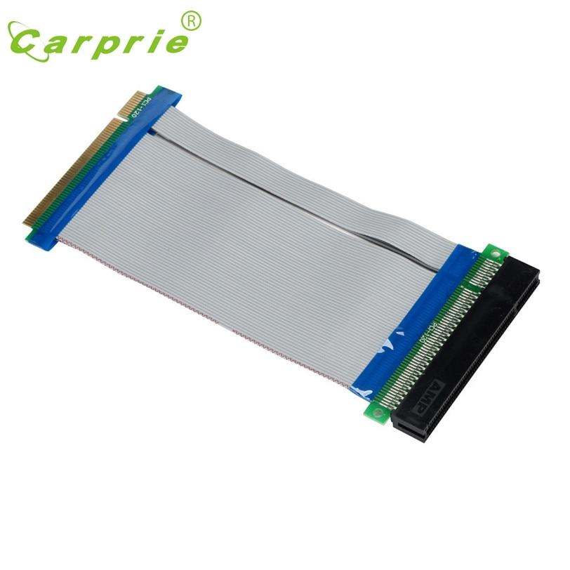 все цены на  CARPRIE 32 Bit Flexible PCI Riser Card Extender Flex Extension Ribbon Cable Mar10 MotherLander  онлайн
