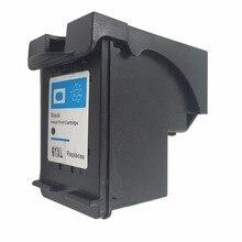 Nuevo cartucho de tinta de alta calidad para hp 61xl/61 para officejet j110a j210a