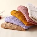 Cuello Alto de Las Mujeres 100% Lana Merino lana Australiana Loose Fit Jacquard Allover Acanalado Pullover Sweaters Jumper Pull