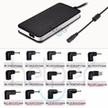 14 DC connector tips 90 Watt Ultra Slim Universal Laptop AC Charger Notebook Power Adapter power supply