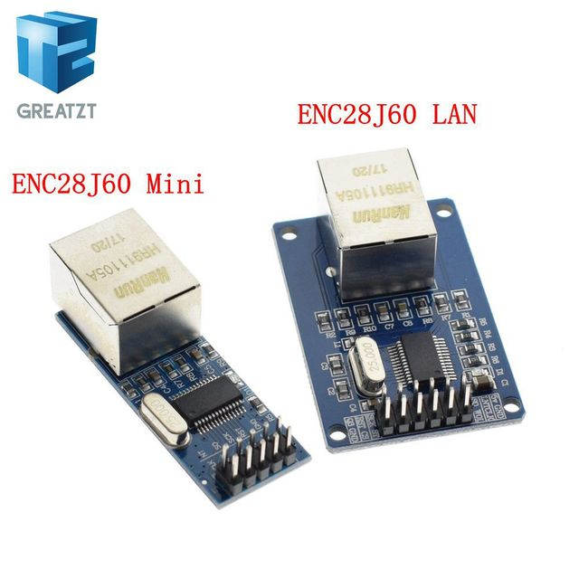 Enc28j60 Programming
