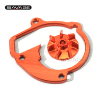 Flow Billet Water Pump Impeller Wheel For KTM 400 450 530 EXC XC W EXC R XCR W XCW EXCR XCRW EXC450 EXC530 XCW450 XCW530 XCW400