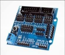 10PCS Sensor Shield V5.0 sensor expansion board for Arduino electronic building blocks of robot parts
