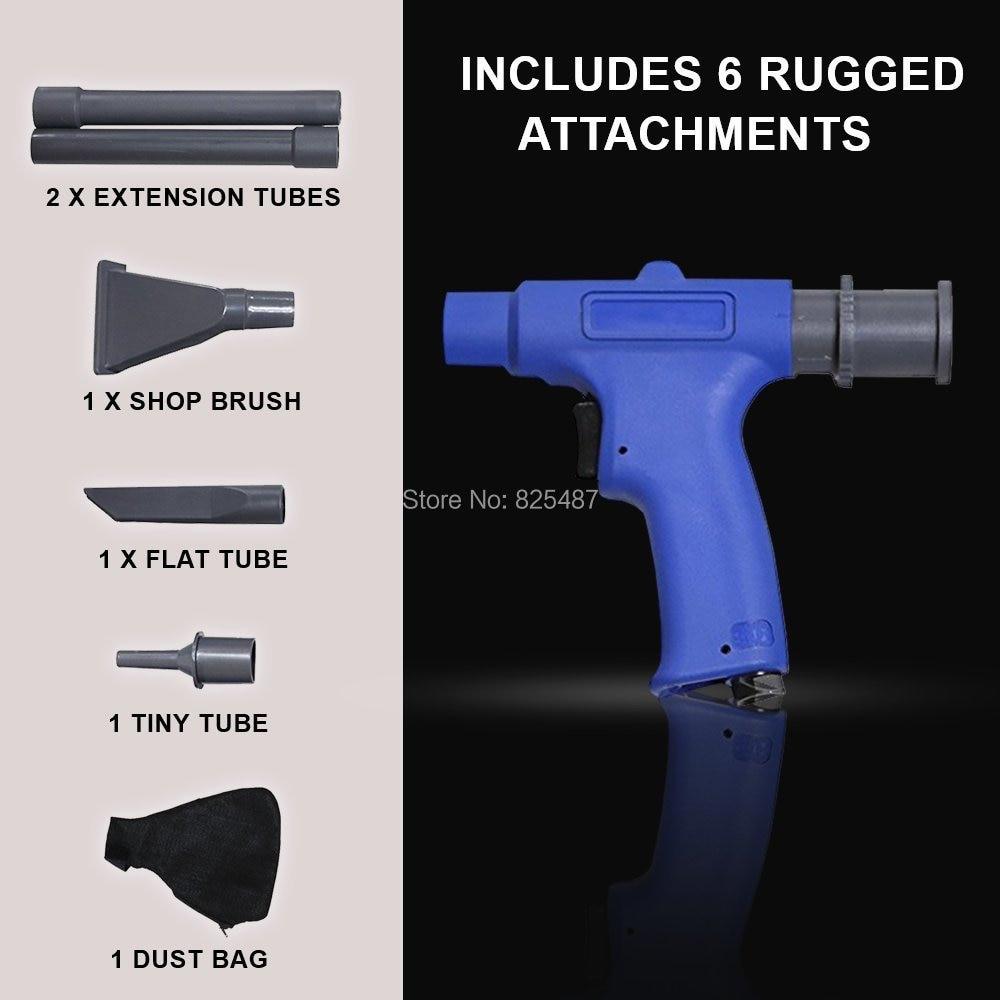24 set Comodi kit di pistola a soffio d'aria per soffiaggio e - Utensili elettrici - Fotografia 1
