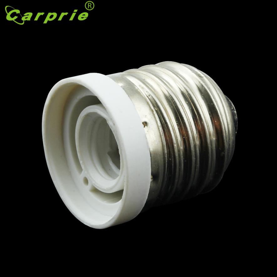 CARPRIE E27 to E12 Base Socket Light Bulb Lamp Holder Adapter Plug Converter U70214 DROP SHIP