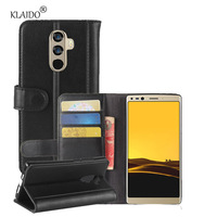 KLAIDO Genuine Cow Leather Mobile Phone Case For Doogee Mix 2 Phone Case For Doogee Mix2