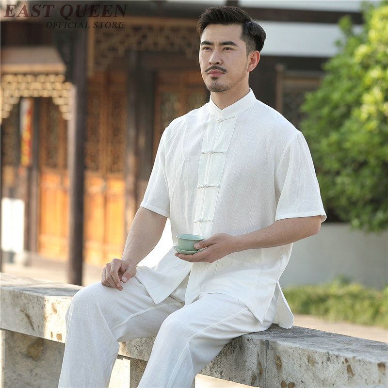 Traditional chinese shirt online chinese store traditional chinese clothing for men solid shang hai tang shirts tops AA3853 Y A