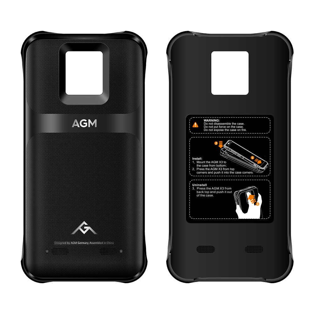 公式 AGM X3 新フローティングモジュール IP68 防水頑丈な携帯電話フローティングモジュールましょう電話単にフロート屋外水泳