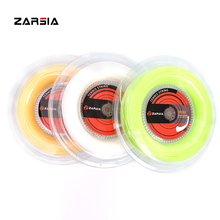 1 Reel ZARSIA Nylon Soft Tennis String 200m Durable Control Tennis Racket Training tennis String 56-59 Lbs powerti ts 4g 1 3mm tennis string polyester 200m reel tennis string sport gym tennis racquet training tennis lines for outdoor