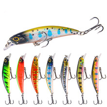 Fulljion Slow Sinking Minnow Fishing Lures Jerkbaits Wobblers Crankbaits Iscas Artificial Hard Baits Carp Fishing Pesca(China)