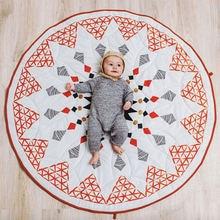 2018 Новое марокканское геометрическое детское игровое одеяло