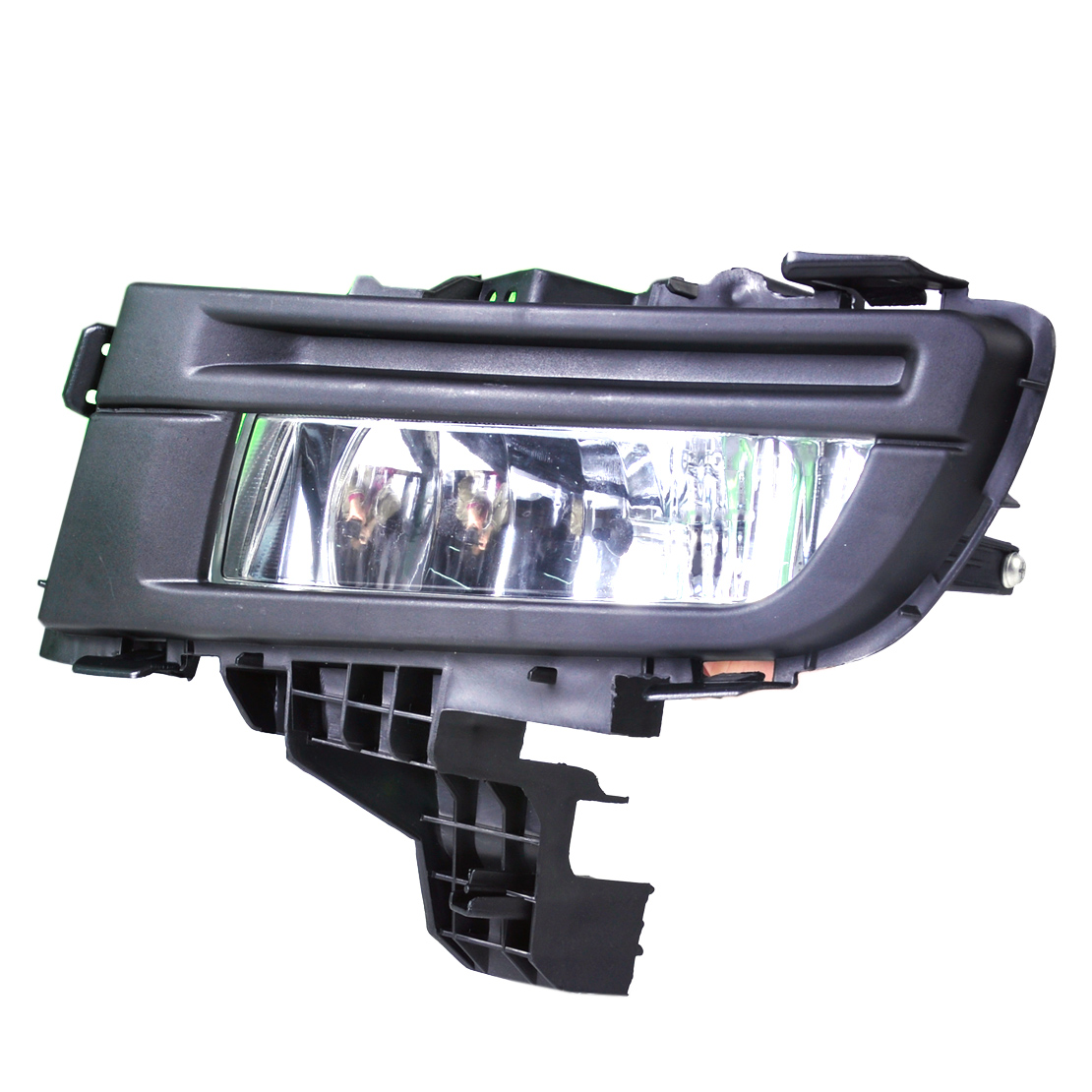 beler Car Light Accessories MA2592113 1Pc 12V 51W Front Left Side Fog Light Lamp 9006 for Mazda 3 2007 2008 2009 beler new high quality abs plastic new front left fog light lamp 9006 12v 51w replacement ma2592113 for mazda 3 2007 2008 2009