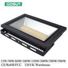 LED FloodLight 200W 150W 100W 60W 30W 15W 500W 300W Reflector Led Flood Light Spotlight 220V 110V Waterproof Outdoor Wall Lamp