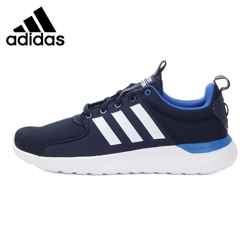 цены Original New Arrival 2017 Adidas NEO Label CF LITE RACER Men's Skateboarding Shoes Sneakers