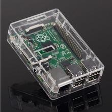 Professional Protect Cover Case Clear For Kit Raspberry Pi 3 2 Model B Board Rasp PI3 1GB RAM Quad Core