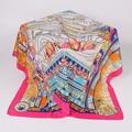 Moda bufandas de regalo de bodas regalo bufanda de la tela cruzada