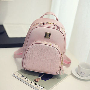 Women Backpack School bag For