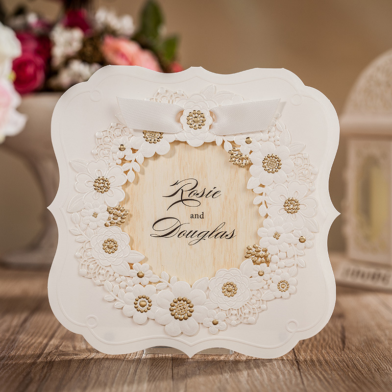 Wedding Invitations Brands Promotion For Promotional