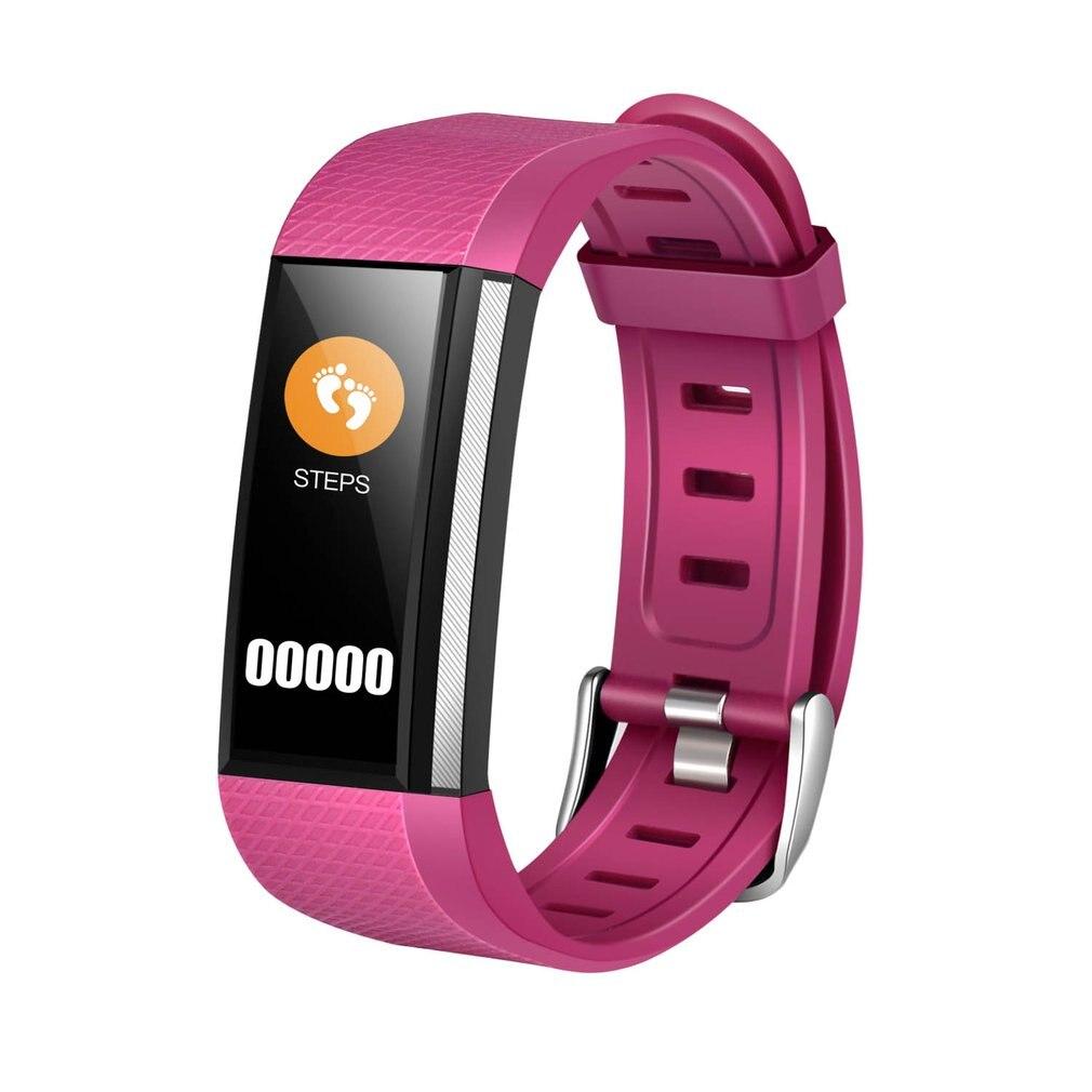 Wearable Device M200 Smart Bracelet Sport Band Heart Rate Blood Pressure Monitor Wristwatch Waterproof Wristband Fitness Tracker