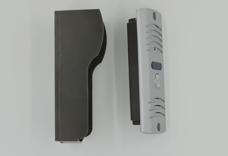 Zhudele Home Security Intercom System Kits 3x7video Door Phone Monitors+1xccd 700tvl Ir Camera Speakerphone Audio Doorbell Last Style Video Intercom