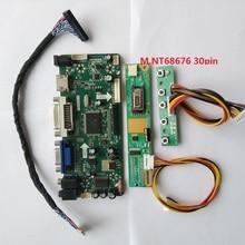 For QD15TL02 Rev.02 VGA HDMI LCD DVI 1280X800 1 Lamps Monitor Kit 30pin LVDS 15.4″ Screen panel Controller board