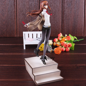 Image 5 - Steins Gate Makise Kurisu Laboratory Member 004 1/8 Scale Painted Figure Collectible Model Toy