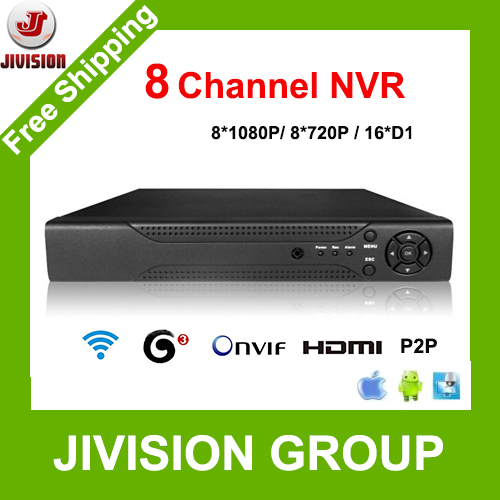 Onvif 8 Channel NVR 8CH P2P 8CH 1080P network video recorder 8 channels NVR HDMI CCTV Security recorder IP DVR for IP Camera интегральная микросхема 1 ic s3f9454bzzsk94 3f9454bzzsk94 samsung sop20