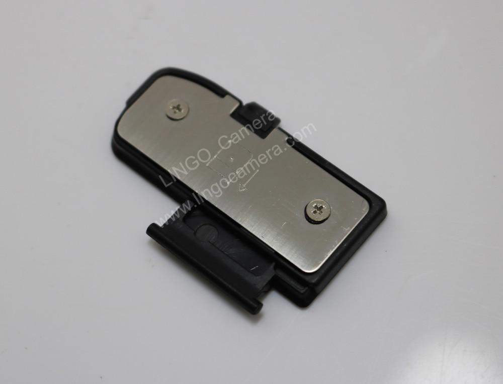 Battery Chamber Door Cover Cap Lid Rubber Unit Repair Part Camera Replacement for Nikon D3000 D-SLR Camera