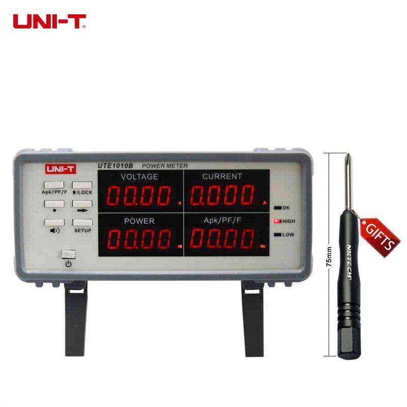 UTE1003B Bench True RMS Voltage Current Power Factor & Power Meter Analyzer Range 3000W hagen распылитель гибкий 38см page 7