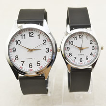 Korean fashion fashion watch simple lovers table middle school leisure belt WOMEN WATCH QUARTZ WATCH(China)