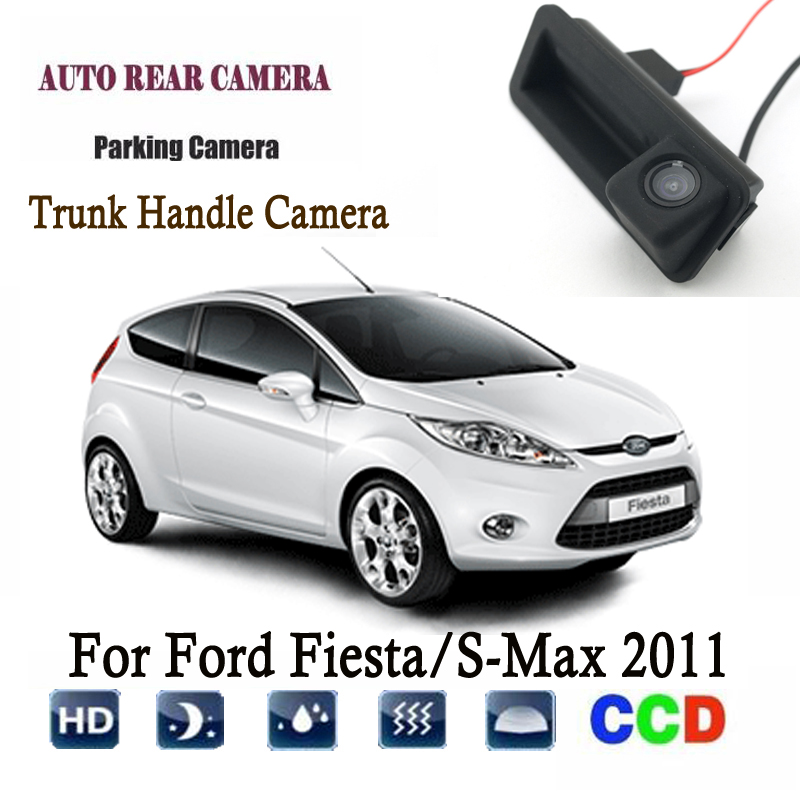 Car Rear View font b Camera b font For Ford Fiesta S Max 2011 Instead of