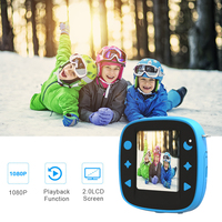 1080P 5MP Cartoon 1.77 Mini LCD Camera HD 500W Digital Camera For Kids Fresh Camcorders For Children Funny Automatic Camera