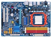 100% original Free shipping motherboard for Gigabyte GA-MA770-S3P 770 motherboard Solid-state integrated 940 AM2 AM2+AM3 DDR2