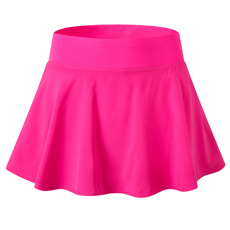 цена на YD 2018 New Women Sport Tennis Sport Skirt Skorts Quickly Dry Yoga Shorts Compression Two Layers Yoga Skirt Gym Sportswear