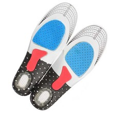 1Pair Free Size Insole Unisex Orthotic Arch Support Shoe Pad Sport Running Gel I