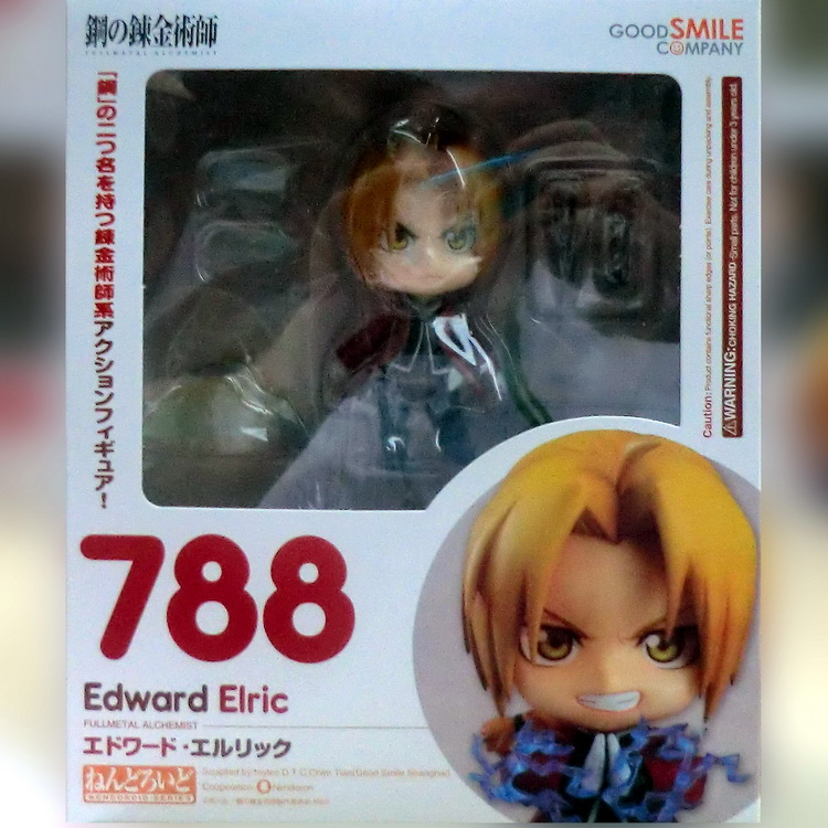 2019 new figurine Nendoroid Fullmetal Alchemist Edward Elric 788 Alphonse Elric 796 Toy Action anime Figure Model Doll Gift 1