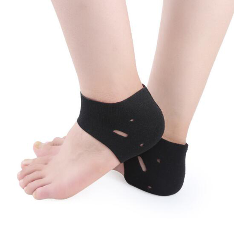 Heel Cushion Socks Plantar Fasciitis Heel Spurs Pain Sport Sock for Men Women Relieve Achilles Tendonitis Foot Care Tool G0080