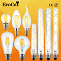LED Edison Bulb E27 LED lamp E14 220V Antique Retro Vintage Filament Light  Glass Bulb Lamps 2w 4W 6w 7w 8W Light Lamp