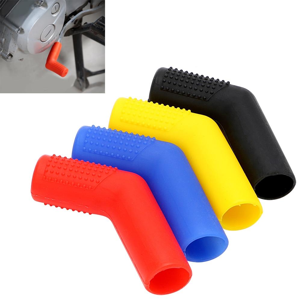 Universal Shift Shifter Protector Street Waterproof Sock Cover Boot Rubber Gear Pop Dirt Bike Motorcycle