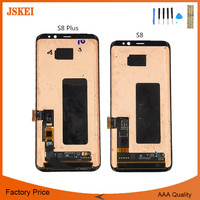 OLED Amoled For Samsung Galaxy S8 S8+ plus Project Dream G9500 SM G955 OLED Display touch Screen Digitizer Assembly