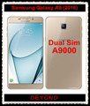 "Samsung Galaxy A9 2016 Duos Original Unlocked 4G LTE Android Mobile Phone A9000 Octa Core RAM 3GB ROM 32GB 6.0"" 13MP"