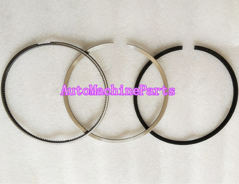 K19 KTA19 Engine Piston Ring Set Kit 4955976 3068813 4924584 3090450