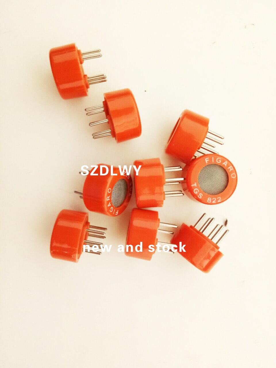 Guaranteed 100 TGS822 Alcohol sensor new original stock