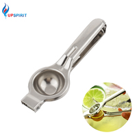 Stainless Steel Hand Manual Press Citrus Juicer Tools Fruit Lemon Lime Orange Squeezer Kitchen Fruit Vegetable