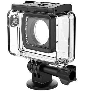 Image 3 - Original SJCAM อุปกรณ์เสริม SJ8 Series ที่อยู่อาศัยใต้น้ำกันน้ำสำหรับ SJ8 Pro/SJ8 PLUS/SJ8 Air 4K action กล้อง