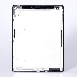 Image 5 - 100% OEM Hinten Gehäuse Für Apple iPad 4 5 6 Wifi/3G Wifi/3G Batterie Abdeckung durable Schutzhülle Zurück Abdeckung Fall Ersatz Teile