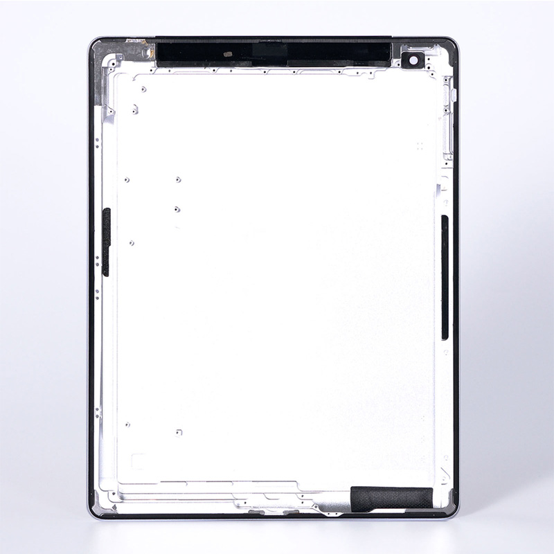 Image 5 - 100% OEM Rear Housing For Apple iPad 4 5 6 Wifi / 3G Wifi/3G  Battery Cover Durable Protective Back Cover Case Replacement  PartsMobile Phone Housings