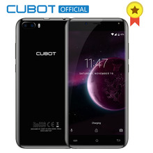 Cubot Magie MT6737 Quad Core Hinten Dual-kameras Android 7.0 3 GB RAM 16 GB ROM Smartphone 5,0 Zoll HD Gebogene Display Celular 4G LTE